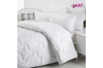 Wooltara Imperial Luxury 450GSM Washable Winter Australia Wool Quilt  Double Bed