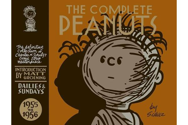 The Complete Peanuts 1955-1956 - Volume 3