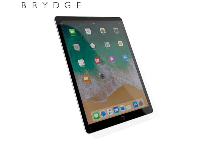 Brydge 12.9-Inch iPad Pro Flexible Tempered Glass Screen Protector
