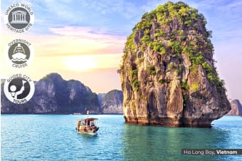 VIETNAM & CAMBODIA: 10 Day Vietnam and Cambodia Exploration Tour for Two