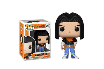 Dragon Ball Z Android 17 Pop! Vinyl