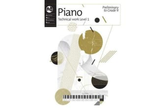Piano Technical Work Level 1
