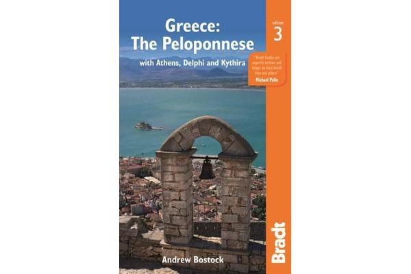 Greece: The Peloponnese - with Athens, Delphi and Kythira