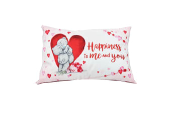 Me to You Valentines Cushion Happiness Is Me and You