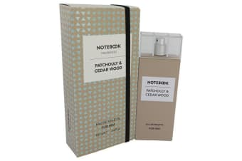 Selectiva SPA Notebook Patchouly & Cedar Wood Eau De Toilette Spray 100ml/3.4oz