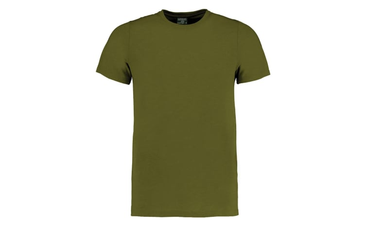 Kustom Kit Unisex Superwash 60 Degree Tshirt (Khaki) (M)