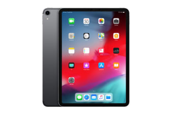 "Apple iPad Pro 11"" 2018 Version (256GB, Wi-Fi, Space Grey)"