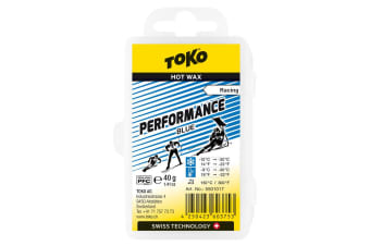 Toko Wax Performance Hot Wax Blue 40G