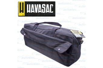 HAVASAC 4WD 4X4 RECOVERY KIT TOOL TOOLS BAG FOR STRAP SHACKLES RESCUE HVS124BL