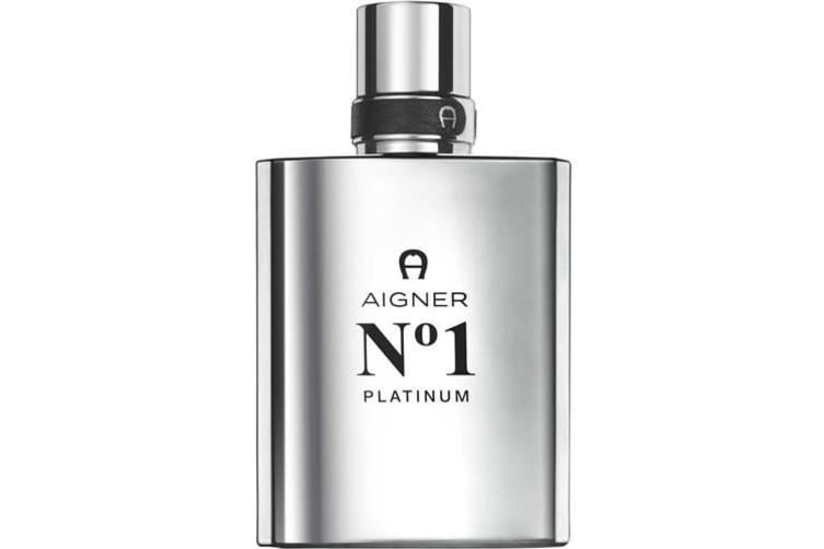 Aigner No. 1 Platinum for Men EDT 100ml