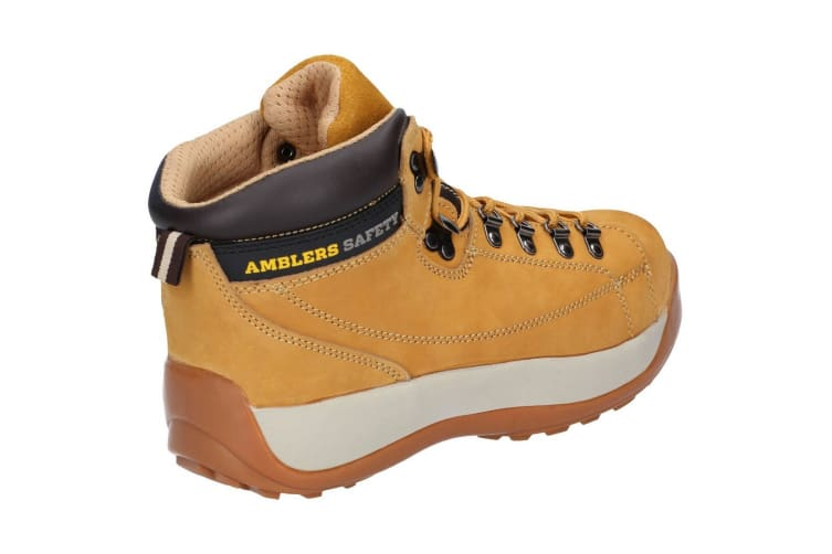 Amblers Steel FS122 Safety Boot / Mens Boots (Honey) (7 UK)