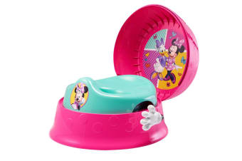 The First Years Disney Minnie Mouse 3-in-1 Potty System