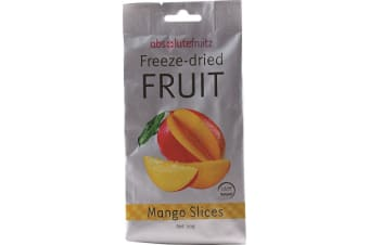 AbsoluteFruitz Freeze Dried Mango Slices 18g