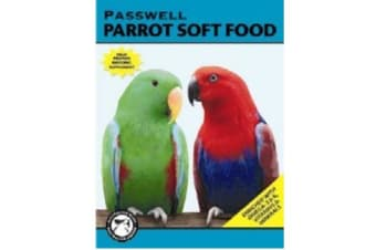 Passwell Parrot Soft Food - 500g