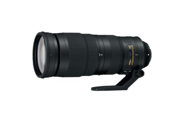 New Nikon AF-S NIKKOR 200-500mm f/5.6E ED VR Lens (FREE DELIVERY + 1 YEAR AU WARRANTY)