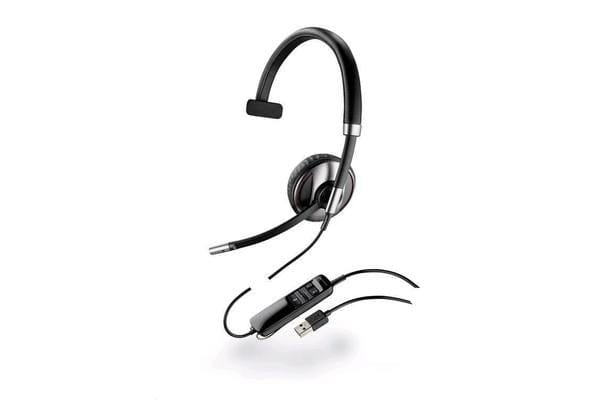 Plantronics Blackwire C710 Headset for UC Corded  PC audio and seamless Bluetooth connectivity to
