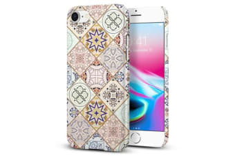 Spigen iPhone 8 Thin Fit Design Edition Case Arabesque