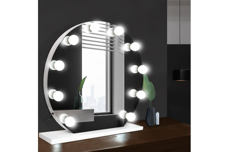 Hollywood Makeup Mirror LED Light Bulbs Lighted Beauty  Make Up