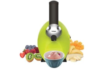 Frozen Fruit Dessert Maker Blender Gellato Banana Healthy Ice Cream 150W Green