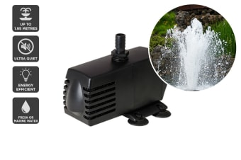 Fountain Pond Pump - 1500L/H