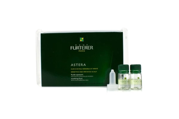 Rene Furterer Astera Soothing Sensitive Fluid (For Sensitive and Irritated Scalp) (16x5ml/0.1oz)