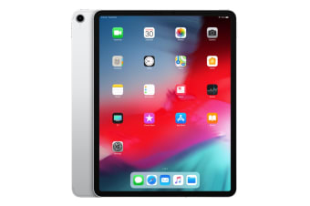 "Apple iPad Pro 12.9"" 2018 Version (64GB, Wi-Fi, Silver)"