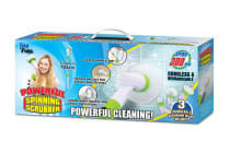 Super Spinning Scrubber Spin Scrub Brush Turbo Cleaning Power