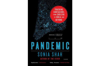 Pandemic - Tracking Contagions, from Cholera to Ebola and Beyond