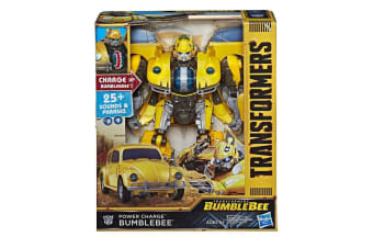 Transformers Bumblebee Power Charge Bumblebee