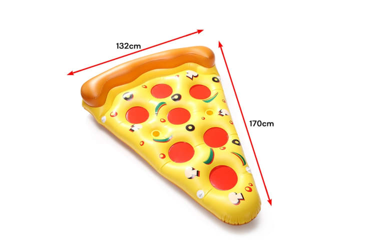 Inflatable Pool Float - Pizza 180cm