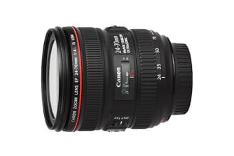 New Canon EF 24-70MM F/4L IS USM Lens (FREE DELIVERY + 1 YEAR AU WARRANTY)