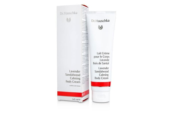 Dr. Hauschka Lavender Sandalwood Calming Body Cream - Soothes & Relaxes (145ml/4.9oz)