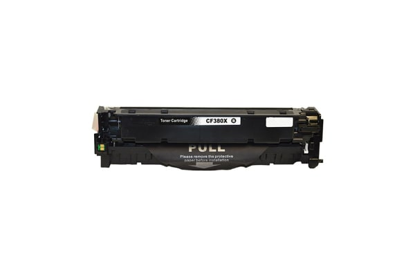 CF380X #312X Premium Generic Remanufactured Black Toner