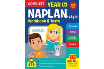 Complete Year 5 Naplan-style Workbook & Tests