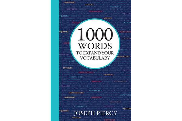 Image of 1000 Words to Expand Your Vocabulary