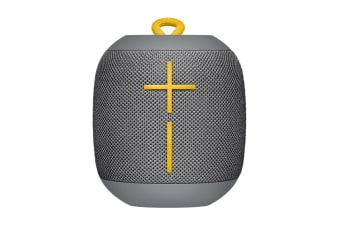 Ultimate Ears UE WONDERBOOM Portable Bluetooth Speaker (Stone Grey)