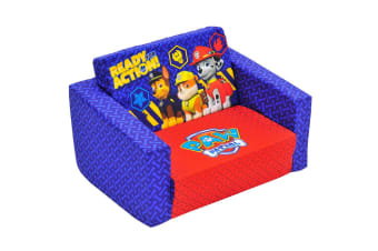 Paw Patrol Ready For Action 60cm Kids Flip Out Home Sofa/Lounge/Couch/Chair BL