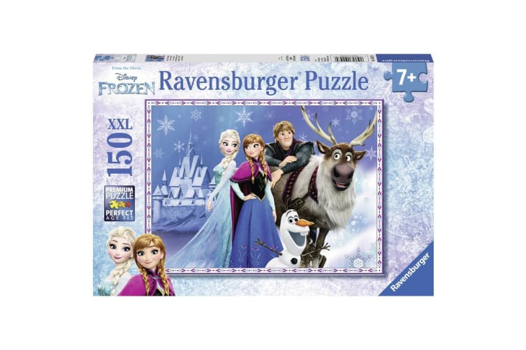 Ravensburger Beautiful Disney Friends at the Palace - 150 Piece Puzzle