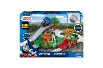 Thomas and Friends Big Loader Sodor Island Delivery Set