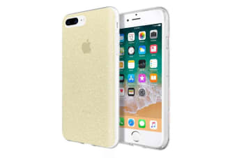 Incipio Design Series Case for Apple iPhone 8 Plus/7 Plus/6s Plus - Champagne Glitter