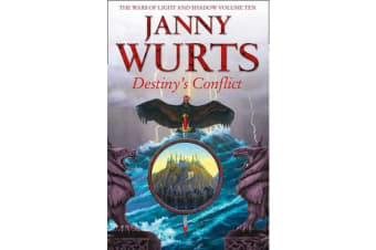 Destiny's Conflict - Book Two of Sword of the Canon