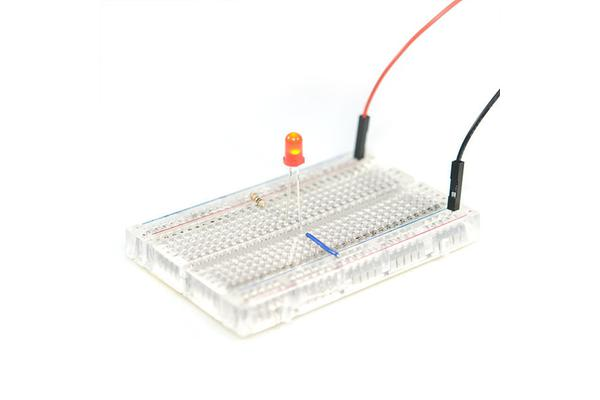 LED - Basic Red 5mm