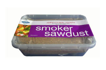 Australian Series Spotted Gum Smoker Dust-180gms-Delivers a Strong Meaty Taste
