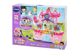 Vtech Toot-Toot Friends Magic Lights Castle
