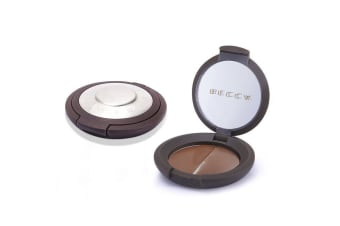 Becca Compact Concealer Medium & Extra Cover Duo Pack - # Walnut 2x3g