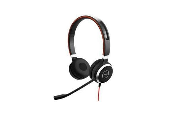 Jabra Evolve 40 MS StereoHD Audio Microsoft certified