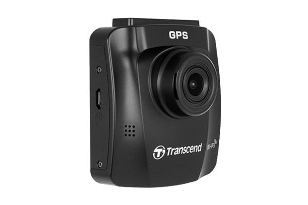 Transcend DrivePro 230 Dash Cam with Free 32GB Class 10 Micro SD (TS-DP230M-32G)