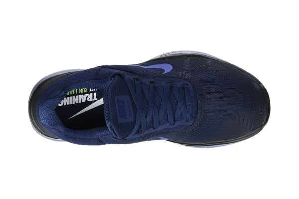 Nike Men's Free Trainer V7 Shoe (College Navy/Deep Royal Blue, Size 10)