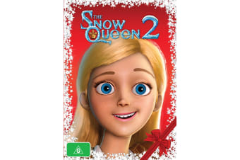 The Snow Queen 2 Magic of the Ice Mirror DVD Region 4