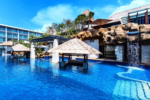 BALI: 7 Nights at The Sakala Resort, Nusa Dua (Deluxe Pool Suite) for Two